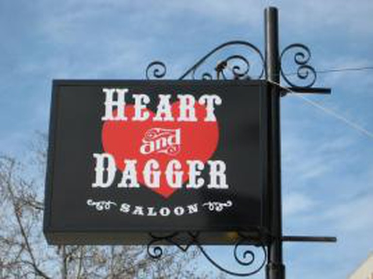 Photo Credit: Heart and Dagger Saloon