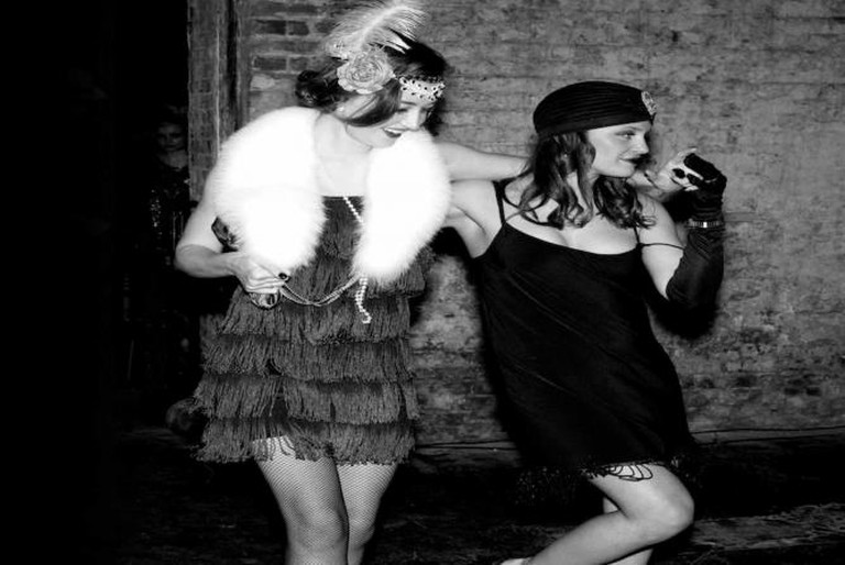 The Prohibition Party ©Bourne & Hollingsworth