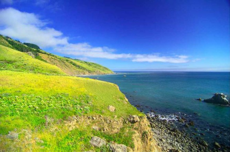 The Lost Coast: Photo by Scrubhiker (USCdyer)@Flickr