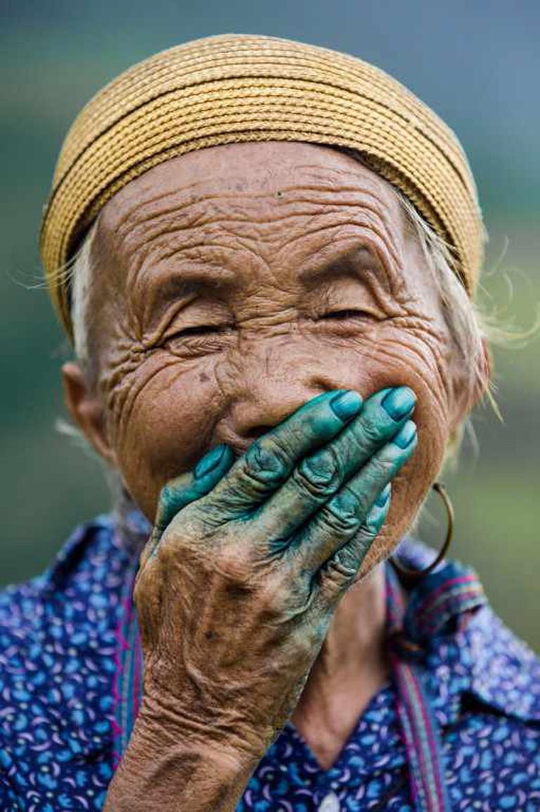 Hidden Smile   © Rehahn