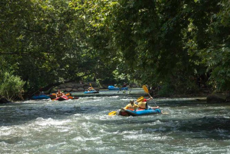 Kfar Blum Kayaks- Jordan Campground | Photo: Itamar Grinberg/ Flickr