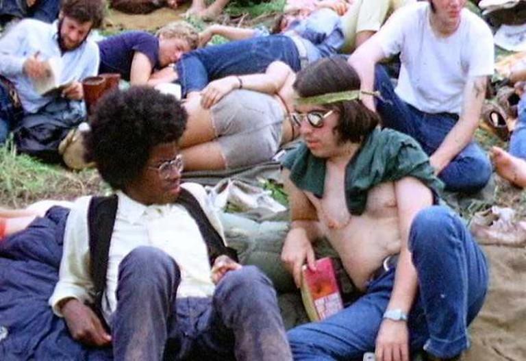 Hippies © Dereck Redmond/WikiCommons