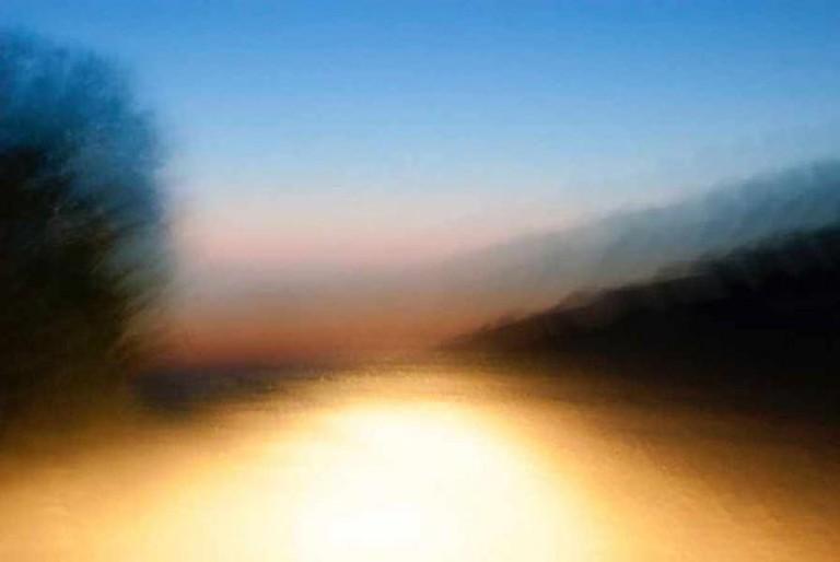 This image shows a photograph taken by Shai Zakai.