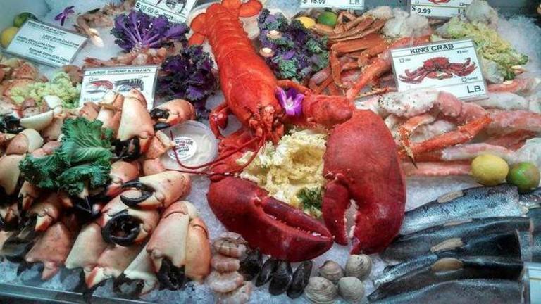 Lobster Lady Seafood Market & Bistro, Courtesy of Restaurant