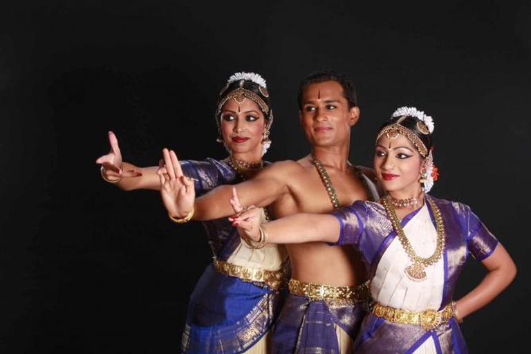 Performing Diaspora 2013: Nava Dance Theatre | Image Courtesy of Counter Pulse Flickr