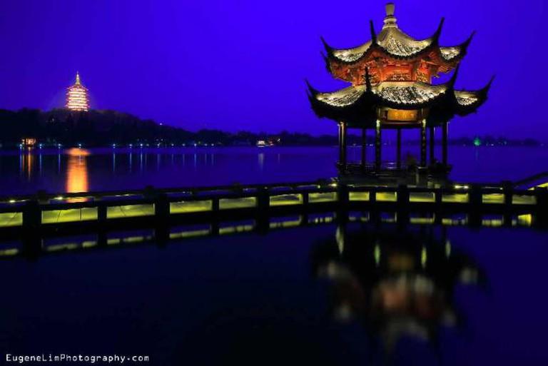 West Lake, Hangzhou   © Eugene Lim/Flickr