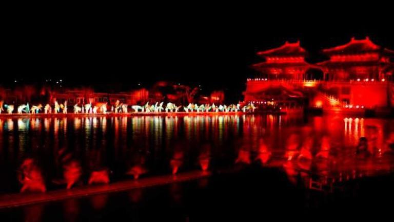 Qingming Riverside Garden Show, Kaifeng   © Martin Smith/Flickr