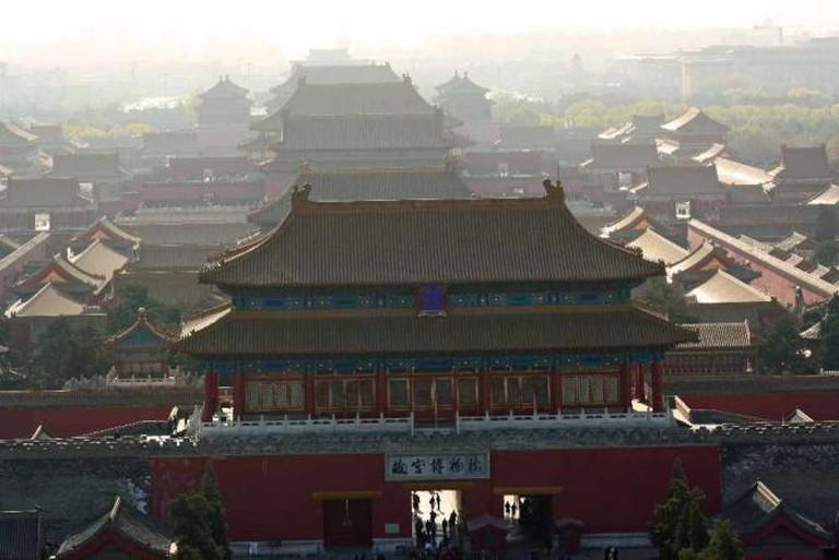 The Forbidden City, Beijing   © Ib Aarmo/Flickr