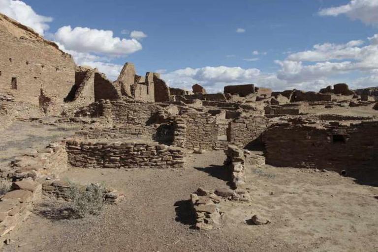 Chaco Culture National Historic Park | © Dot Nielsen/Flickr