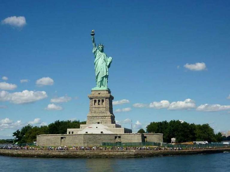 Statue of Liberty | © Christoph Radtke/WikiCommons