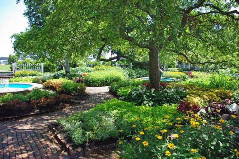 Prescott Park in Portsmouth | © Bostonian13/WikiCommons