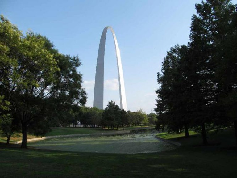 Gateway Arch, St. Louis, Missouri | © Doug Kerr/Flickr