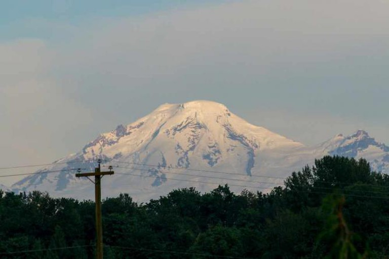 View of Mount Baker from Abbotsford | © -JvL-/Flickr