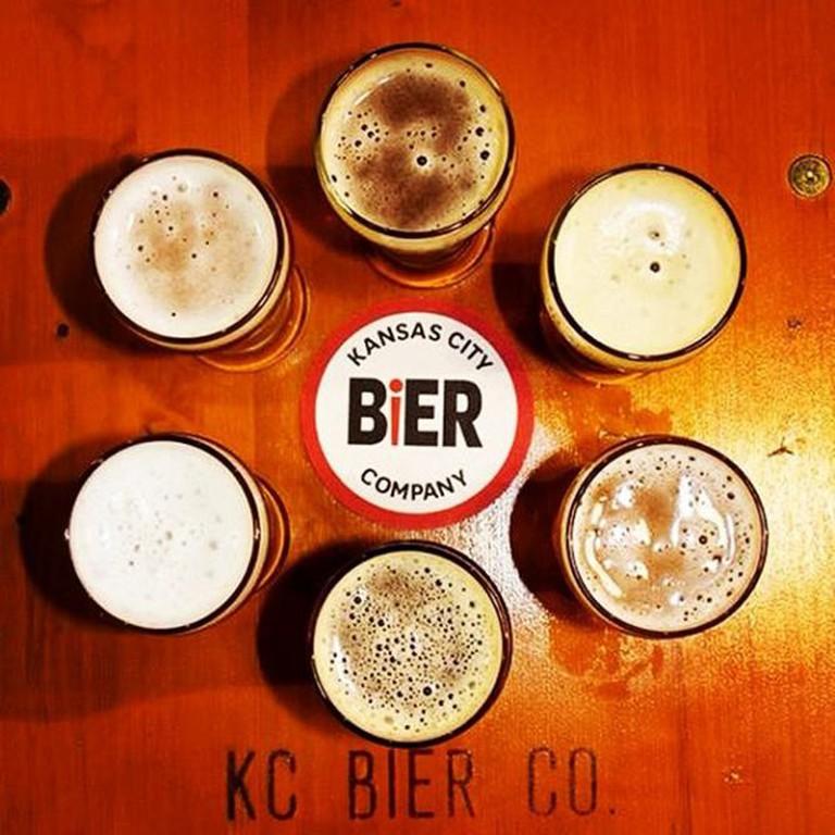 Kansas City Bier Co. | Courtesy of Kansas City Bier Co.