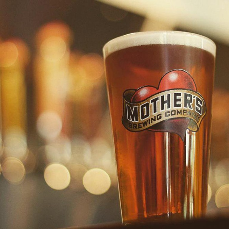 Signature beer at Mother's Brewing Company | Courtesy of Mother's Brewing Company