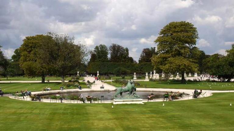 Jardin des Tuileries | © Pline/WikiCommons