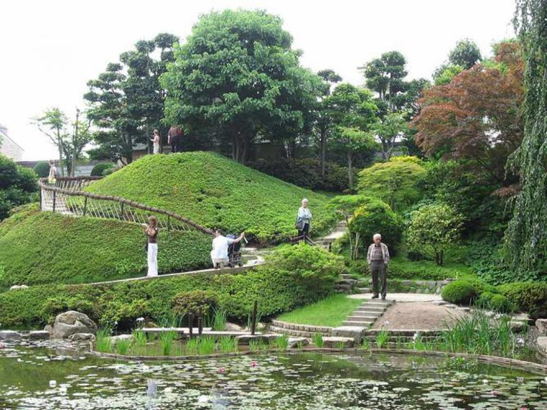 Parc Albert Kahn | © Liné1/WikiCommons