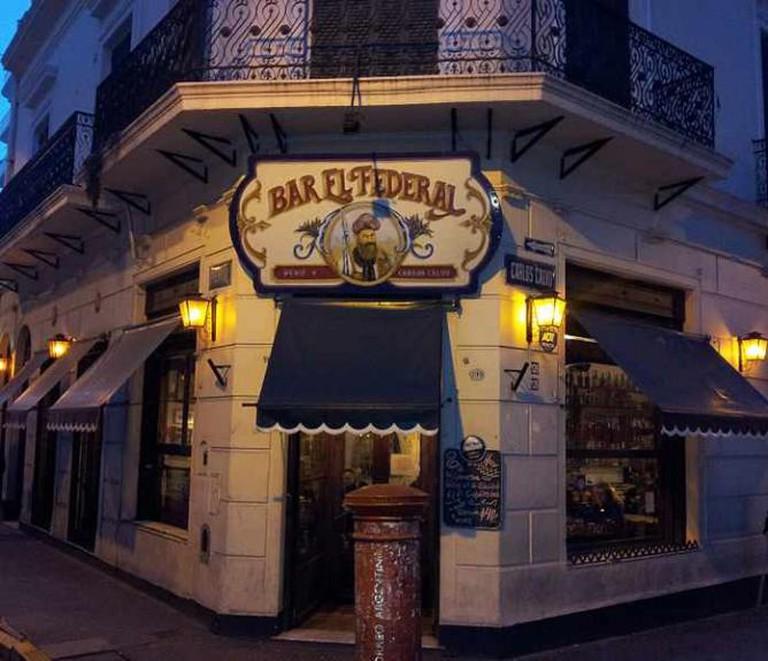 Bar El Federal | © Irenef74/WikiCommons