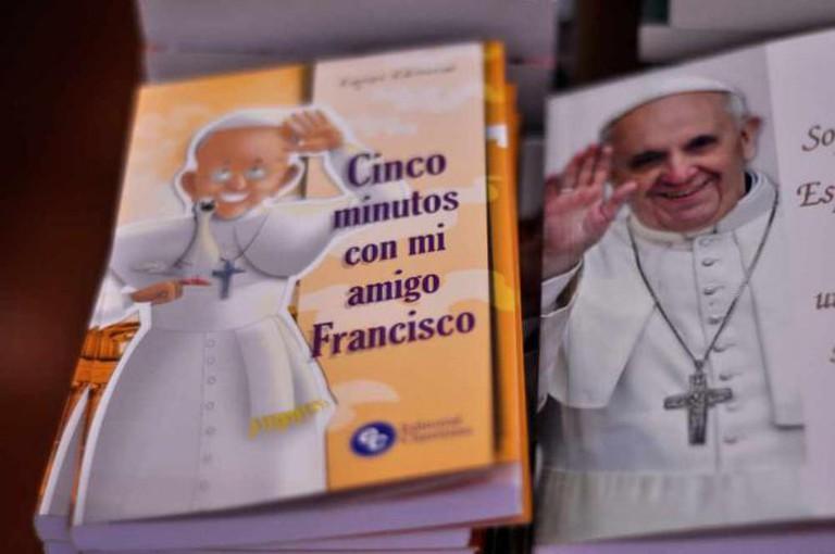 'Mi Amigo Francisco'   Courtesy of Madeleine Bazil