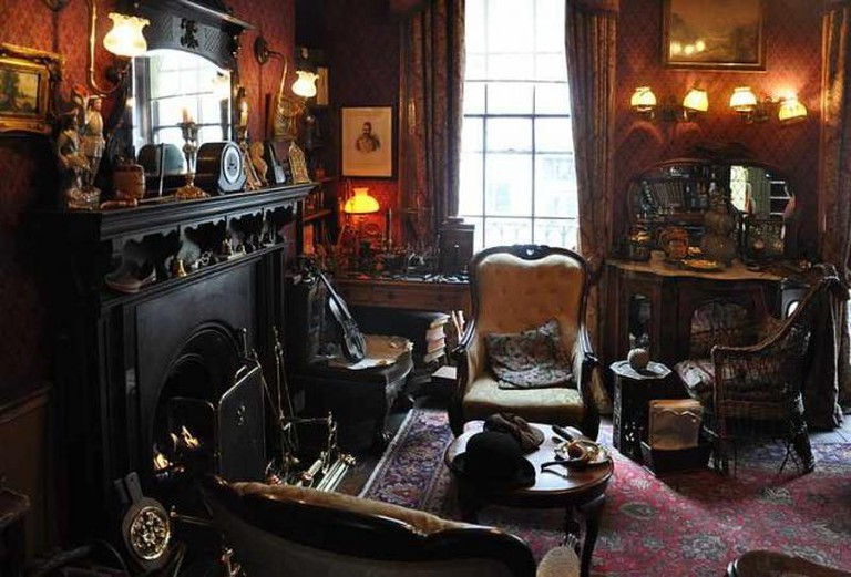Shelock Holmes Museum | © FA2010/WikiCommons