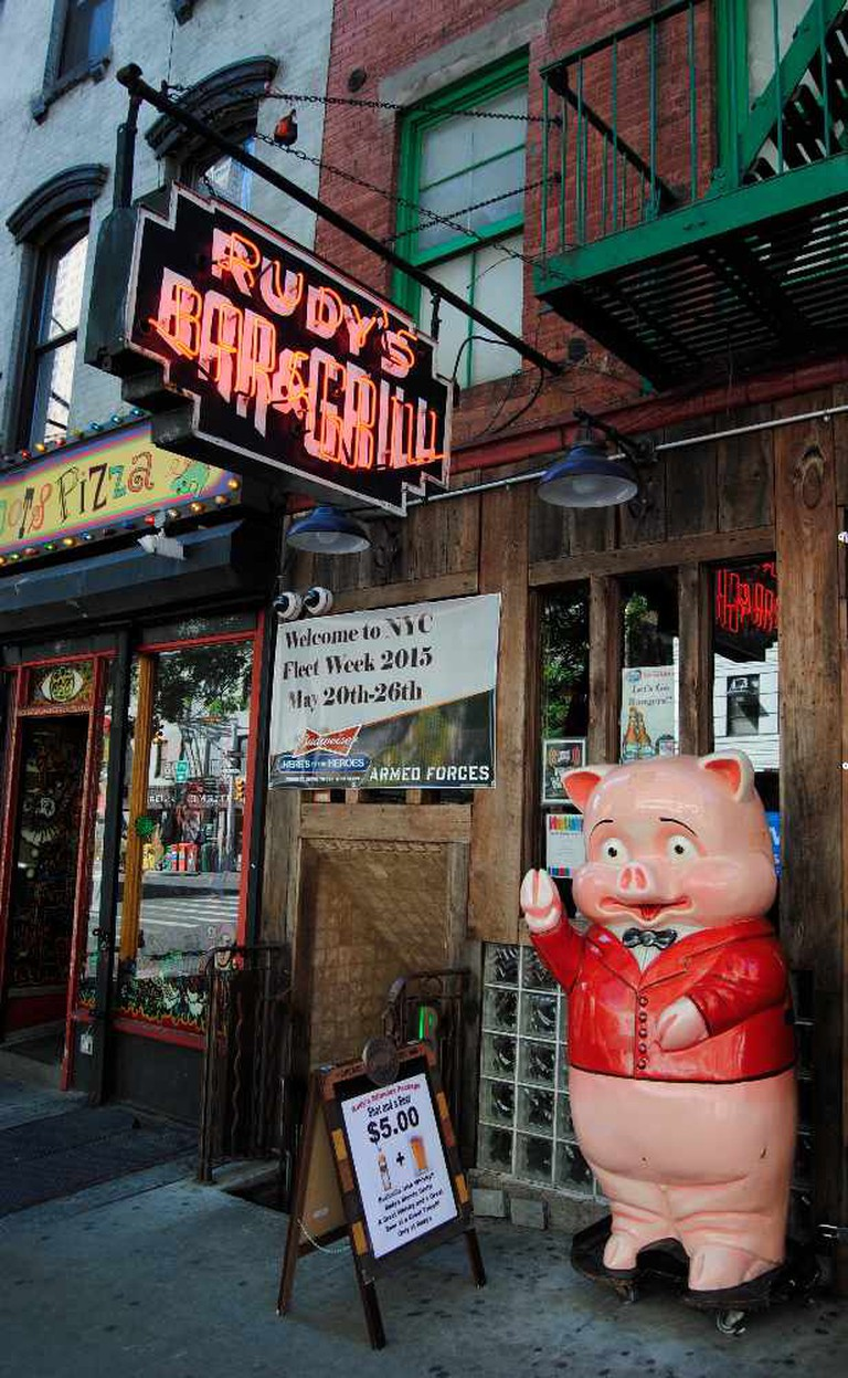 Rudy's Bar& Grill