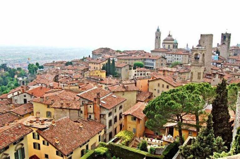 Bergamo, città alta | © Zuffe/WikiCommons