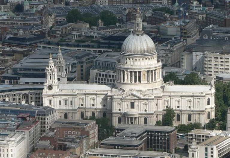St Paul's Cathedral © Nanonic/Wikicommons