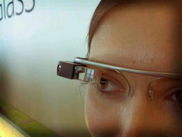Google Glass Prototype   © Antonio Zugaldia/Wikicommons