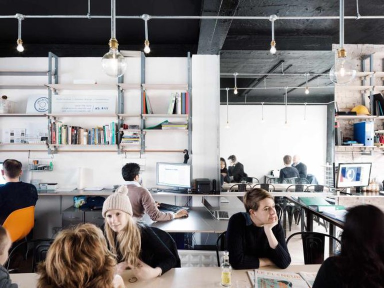 Creative gathering: Architects and Customers