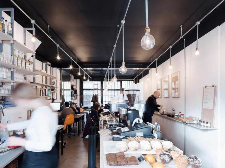 Architects and Baristas