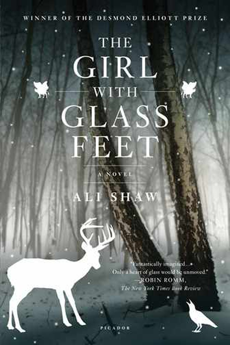 The Girl With Glass Feet   © Macmillan Publishers