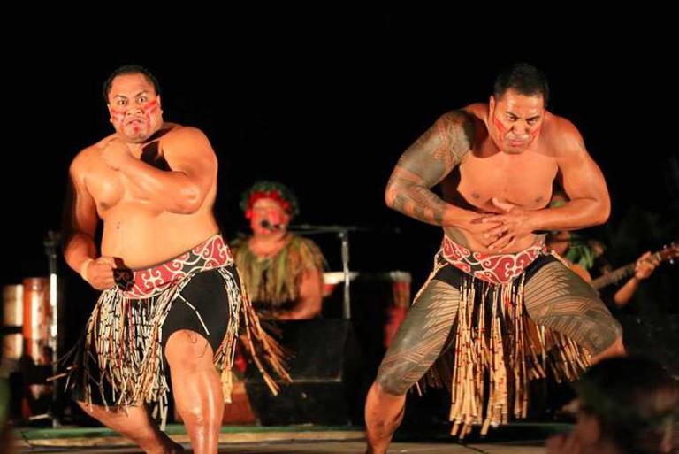 Maori Haka   © Shiny Things/Flickr