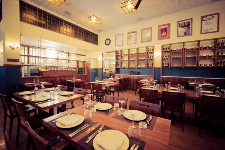 Vassilenas interior | Courtesy of Vassilenas Restaurant