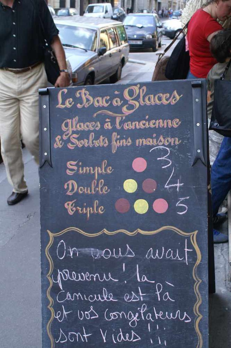 Le Bac à Glaces | © yucaree/Flickr