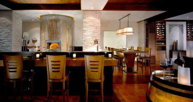 Brio Dining Area | Courtesy of Brio