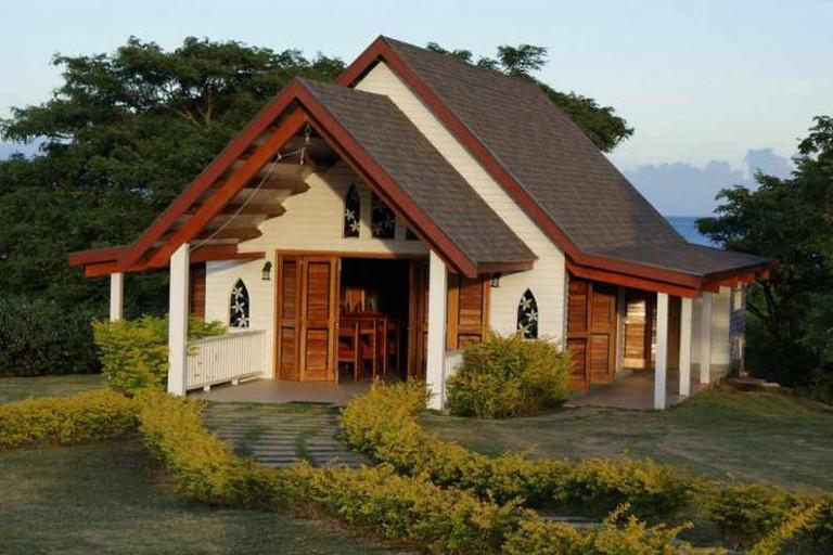 Fijian Church © Bjarni Thorbjornsson/ Flickr