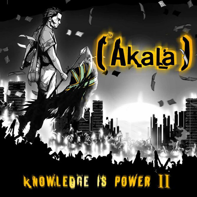 Akala's new album 'Knowledge is power II' is out now | © Akala