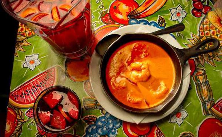 Cajun Shrimp   © Cha Cha Cha Cuba