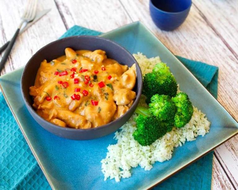 Thai Curry Chicken | Spoon Rocket