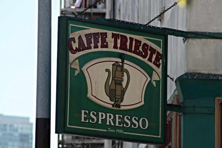 Caffe Trieste l © matthewblack/flickr