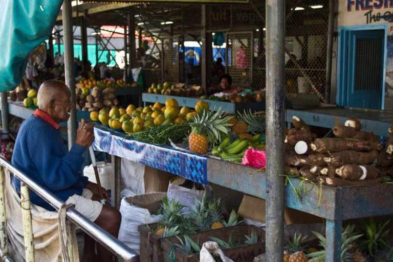 Fijian Market   © john.trif/Flickr