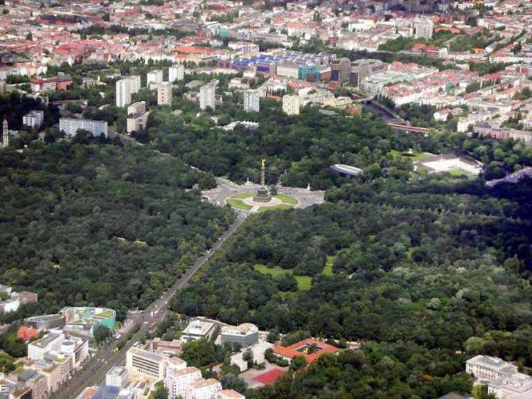 Tiergarten | © Beedubz/WikiCommons