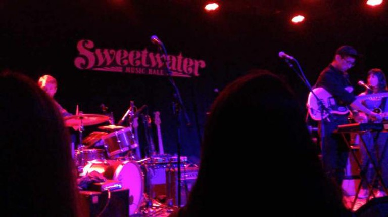 Trails and Ways at Sweetwater Music Hall | © Blanche Minoza