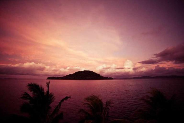 View from Qamea Island   © Maqai Surf/ Flickr
