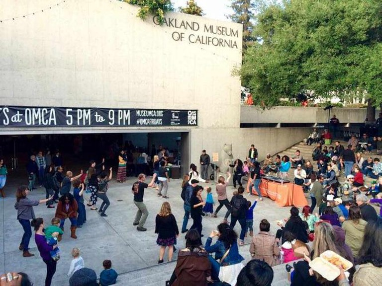 Dancing at OMCA | Off the Grid