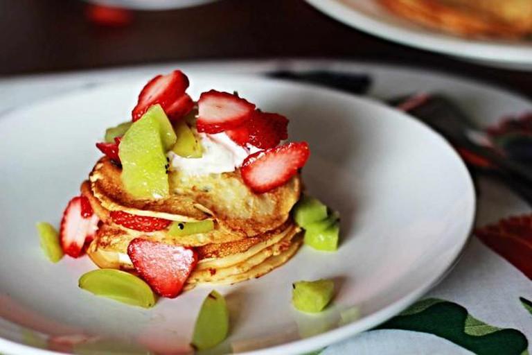 Pancake brunch | © Japanexpertna.se/Flickr