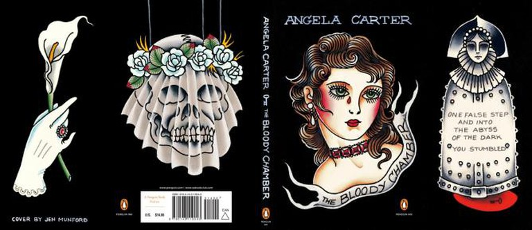 The Bloody Chamber by Angela Carter   © Jen Munford