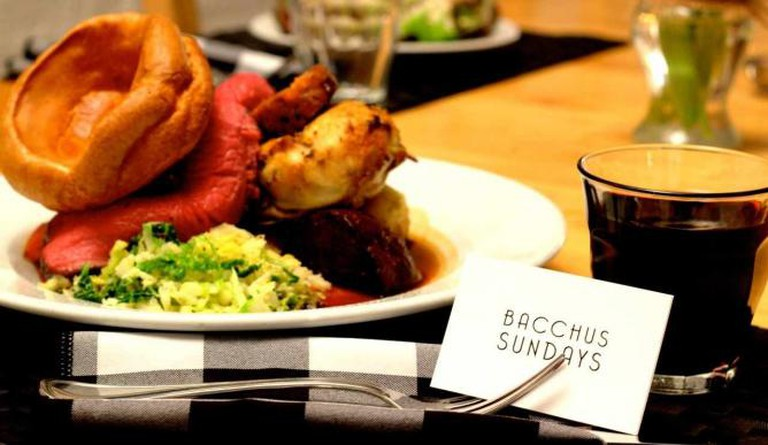 A sourced image: Roast Dinner   Courtesy of Crummbs.co.uk