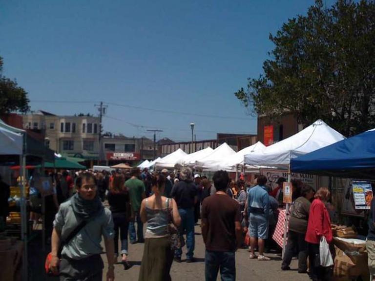 Peruse the Farmer's Market