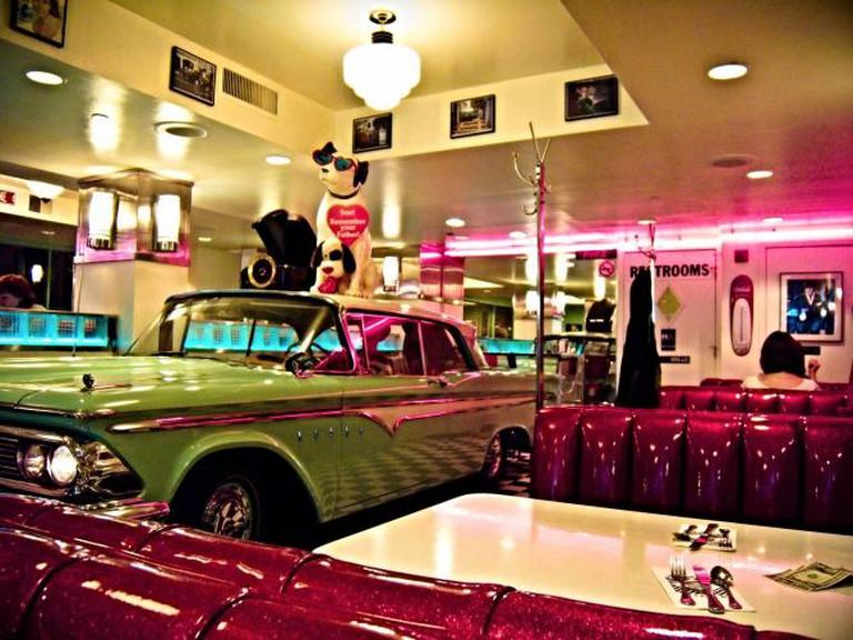 Lori's Diner  l  © samanthamarx/flickr